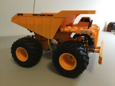 TAMIYA RC 1:24 HEAVY WHEELIE DUMP TRUCK - CUSTOM BUILT / BRAND NEW / RTR