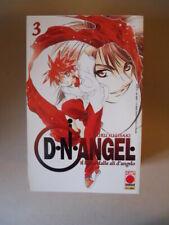 D.N.ANGEL Il Ladro dalle Ali d'Angelo #3 Yukiru Sugisaku Planet Manga  [371A]