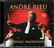ANDRE RIEU - DANSEZ MAINTENANT ! - CD ALBUM [287]