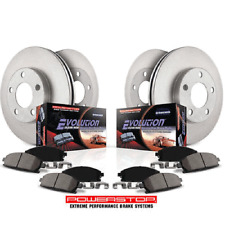 Complete Brake Disc/Rotor & Pad & Sensors kit F & R Mini Cooper Country Paceman