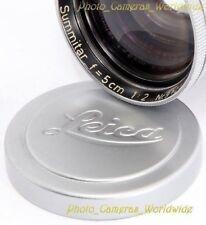 Genuine LEICA Summitar 1:2 f = 5 cm/Objectif Leitz SOORE Fit Front Lens Cap 41.5 mm