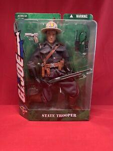 Extremely Rare GI Joe State Trooper