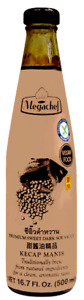 MegaChef Premium Sweet Dark Soy Sauce 16.7 oz ~ US SELLER
