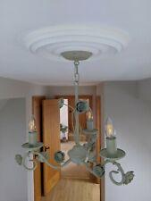 Plaster Ceiling Rose Handmade Plain Heritage Victorian Design 381mm / 15inch