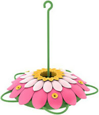 Nature's Way 3Dhf1 So Real 3D Flower Hummingbird Feeder, 5-Ports, Pink, 16 Oz