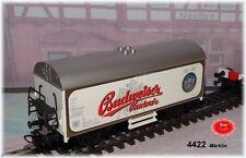 4422 Märklin  - Bierwagen Budweiser Bier Top Kf4/10  Neu OVP