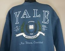 VTG Yale University Sweatshirt XL Bulldogs Ivy League College New Haven, CT