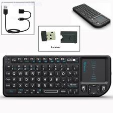 New Wireless Remote Keyboard Mouse Touchpad Control ForAndroid TV Box and PS3