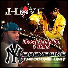 J-Love Ghosface Killah & Trife NY Backbone Theodore Unit Wu-Tang Raekwon Method