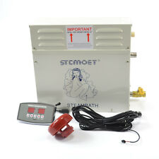 TOP 6KW STEAM GENERATOR/SAUNA BATH HOME SPA SHOWER&ST-135M CONTROLLER