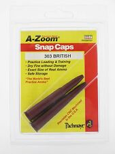 A-Zoom 303 Metal Snap Caps Series A - 2 Pack