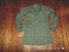 New Genuine Vietnam Army slant pocket combat shirt jacket Og 107 1969 vintage
