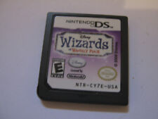 wizards of waverly place ds game only