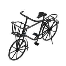 1:12 Dollhouse Miniature Furniture Metal Bike Bicycle Fairy Garden Decor Gift