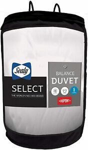 Sealy Select Balance Duvet 10.5 Tog Bed Luxury Warm King Size - Brand New