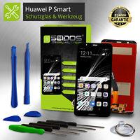 LCD Display für Original Huawei P Smart Komplettes Touchscreen Schwarz - Black