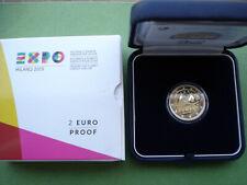Rep. Italiana 2 euro EXPO Milano del 2015 Fs in confezione .