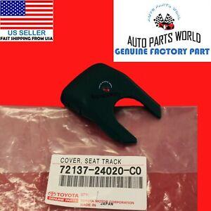 GENUINE TOYOTA SUPRA GS300/400/430 SC300/400 SEAT TRACK END COVER 72137-24020-C0