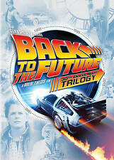 Back to the Future Trilogy (DVD, 2015, 5-Disc Set) NEW, W/SLIPCOVER