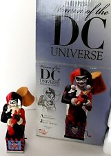 DC Direct Bust Statue HARLEY QUINN Women of the DC Universe Series One LE NIB