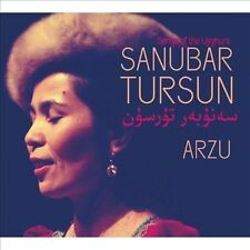 SANUBAR TURSUN Arzu: Songs of the Uyghurs (2013, Felmay FY 8205)