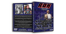 Official ROH Straight Shootin: Percy Pringle DVD