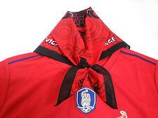 FIFA World Cup Korea Soccer Jersey Shirt Red Devils Man(Medium) + Scarf CA