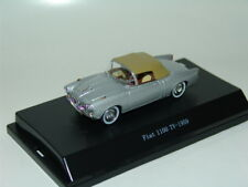 1 FIAT 1100 TV 1959 SILVER METALLIC 1:43 STARLINE