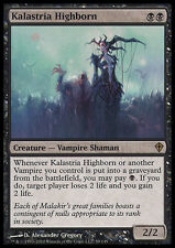 MTG KALASTRIA HIGHBORN FOIL EXC - NOBILE KALASTRIA - WWK - MAGIC