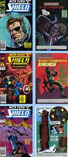 NICK FURY Agent Of SHIELD V.2 #s  9-11 NM 1990 MARVEL COMICS *ShipFree w/$35 Com