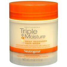 Neutrogena Triple Moisture Deep Recovery Hair Mask 6 oz (170 g)
