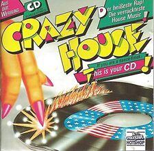 Crazy House (1988) Action mix 2, Salt'n Pepa, Bomb the Bass, Kurtis Blow,.. [CD]