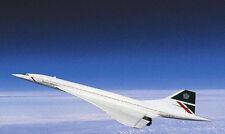 Concorde Plane Model Building Toys