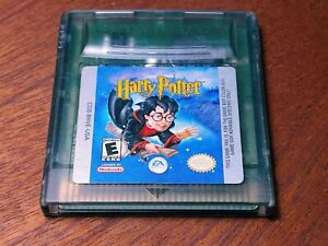 Harry Potter and the Sorcerer's Stone (Nintendo Game Boy Color, 2001)