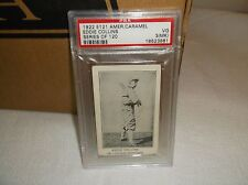1922 Eddie Collins E121 American Caramel PSA 3 (MK) Chicago White Sox HOF