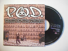 P.O.D. : YOUTH OF THE NATION ♦ CD SINGLE PORT GRATUIT ♦