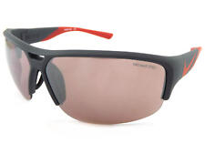 NIKE GOLF X2E Sunglasses Matte Dark Magnet Red Grey Max Speed Lenses EV0871 060