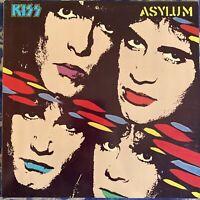 Kiss – Asylum : Original 1985 Vinyl LP Hauppauge Pressing VG+ Condition