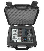 Dj Mixer Travel Case fits Yamaha Mg10xu, Mg10, Mg06 10 Input Stereo Mixer