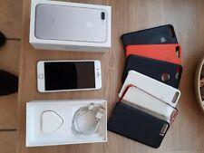 Apple iPhone 7 Plus - 256GB - Silver (Unlocked) A1784 (GSM)