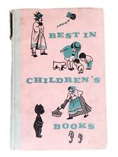 Best In Children's Books 1960 Various Stories and Authors Vintage Collectible