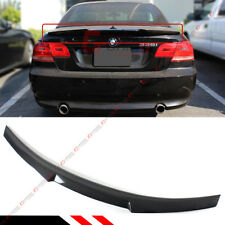FOR 2007-13 BMW E93 335i M3 CONVERTIBLE CARBON FIBER TRUNK SPOILER WING M4 STYLE