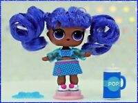 LOL Surprise #HAIRVIBES Series JELLY JAM Doll~Brand New Sealed w Hair Vibes Ball