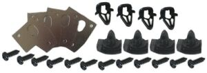 Volvo Interior Trim Repair Kit - Fits 740 760 850 940 960 V70 V90