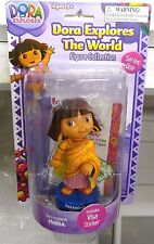 Dora The Explorer Figure Collection Series One DORA EXPLORES INDIA New!