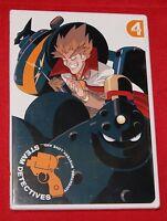 Steam Detectives Vol. 4: Case Four (DVD, 2004) Anime DVD SEALED BRAND NEW