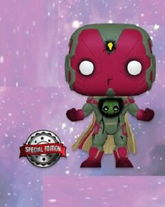 Marvel What If…? - Zola Vision Funko Pop! **January 2022 PRE-ORDER**