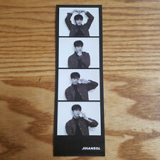 Ji Han Sol Authentic Sticker UNB 1st Mini AlbumBoyhood  Limited version Kpop