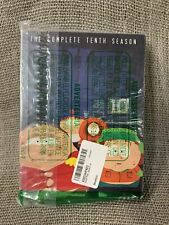 South Park: Complete Tenth Season Dvd