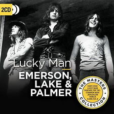 Lucky Man Emerson Lake & Palmer Audio CD